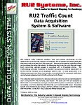 RU2 Traffic Count Software